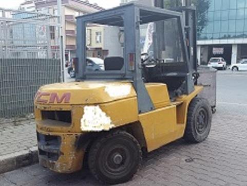 2 el forklift 5 ton tcm forkliftmarketim com